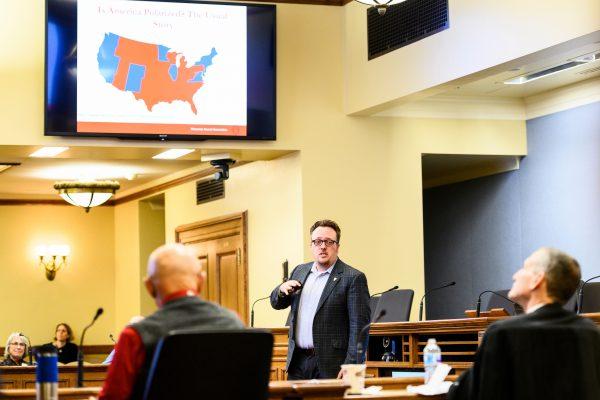 Flash Talks at Capitol